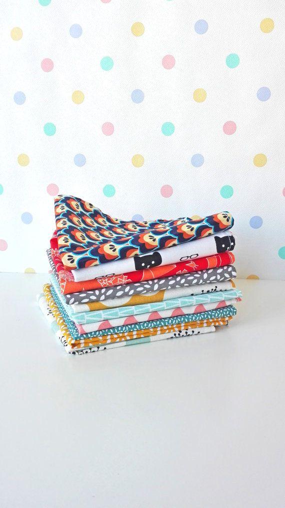 Handkerchief Liberty Fabric Cotton Zero Waste by GodSavetheTeatime