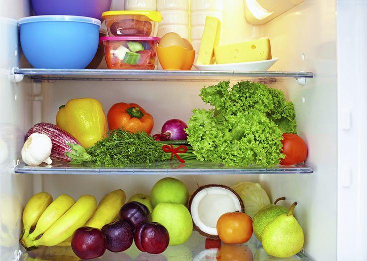 Yorgun ve yoğun zamanlar için buz dolabında bulunması gereken 10 sağlıklı besin