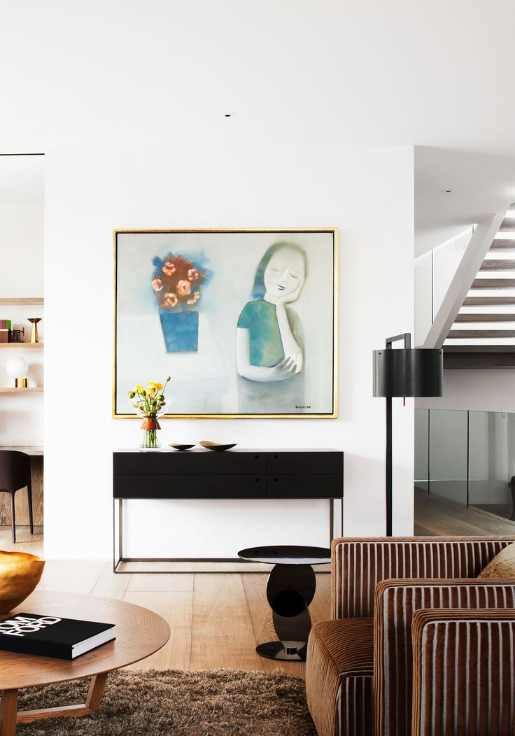 South Yarra House I Rob Mills Architects and Interior Designers