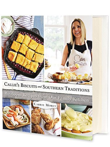 Traditionally Southern Thanksgiving Recipes from Carrie Morey