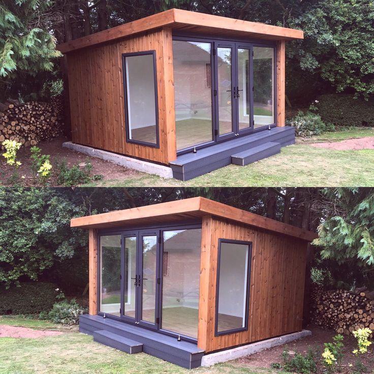 4m X 3m Expression Garden Room Design Exterieur De La Maison Cabanon De Jardin Amenagement Jardin