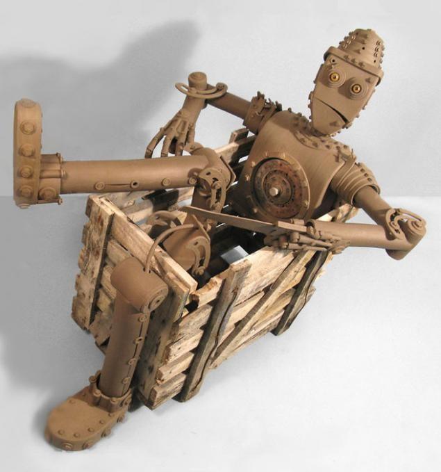 Creative modeling by John Brickels - Fair Masters - handmade, handmade
