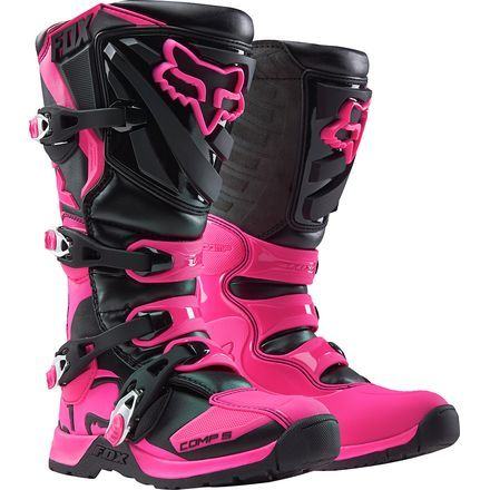 Dirt Bike Fox Racing 2016 Youth Comp 5 Boots | MotoSport