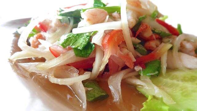 Thai Recipe For Crab Salad