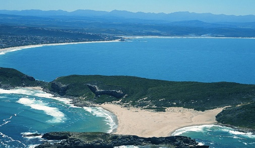 White beaches at Plett