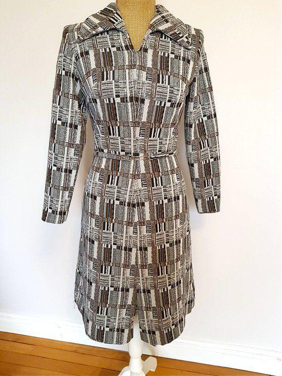 f2c88fb65af 1970 s Gilmar dress