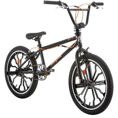 BMX Bike For Kids Boys Teens 20 Inch Pedal Bicycle Off Road Street Dirt Rider 6  UPC - 038675079557