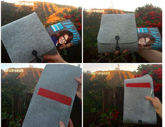 iPad Case iPad Sleeve iPad Cover iPad Bag Tablet by feltapp