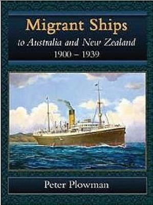 This book examines those ships and shipping companies that transported migrants to Australia and New Zealand from 1900 to 1939, the outbreak of World War II: where they were built, by whom, their tonnage, dimensions, service speed and propulsion, when and where they were launched and the history of their migrant-carrying voyages. During this period no regular assisted passage scheme was available, although from time to time various government incentives were offered.