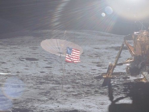 NASA's never-before-seen photos of the moon landing are incredible