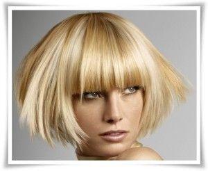 küt sarışın kısa saç modeli 2015