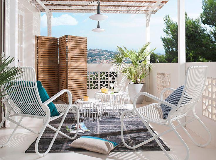 14 best salon jardin images on pinterest backyard - Salon de jardin castorama nouvelle collection ...