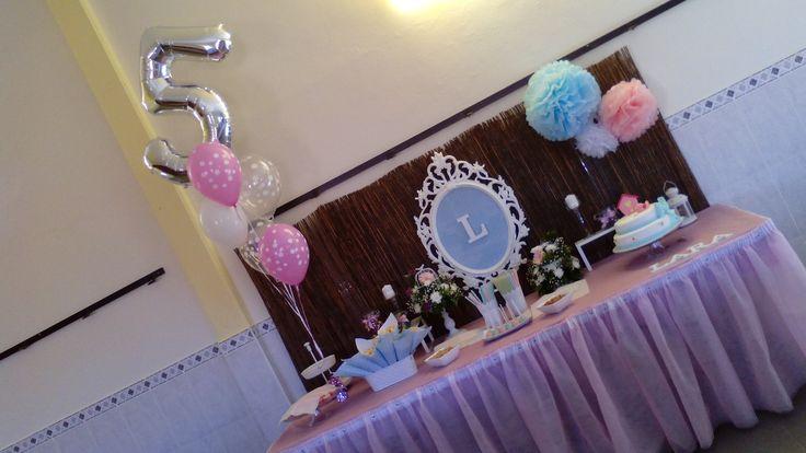 VIntage sweet party Batizado & Aniversário