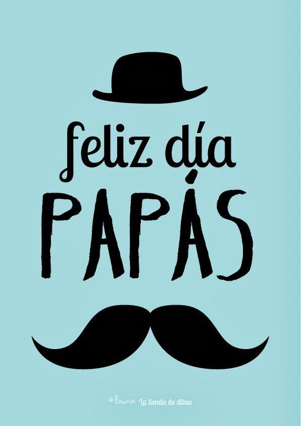 feliz dia del padre la tienda de dibus
