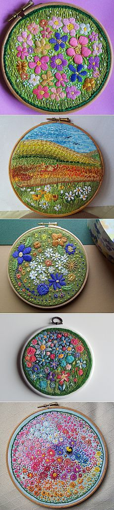 Embroidery Inspirations