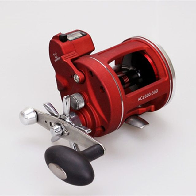 Lizard Right And Left Hand Trolling Fishing Reel Boat Reel With