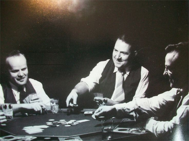 Image result for 1940s movies with poker