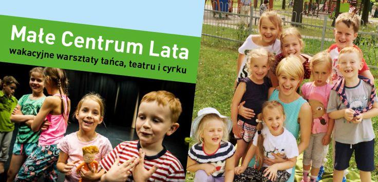 Małe Centrum Lata półkolonia dla dzieci