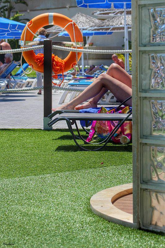 Hotel Hesperia Playa Dorada por Donibane #hesperia #playadorada #lanzarote #canarias #canaryisland #vacation #donibane