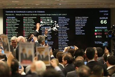 Notícias: CCJ aprova relatório contrário à admissibilidade d...
