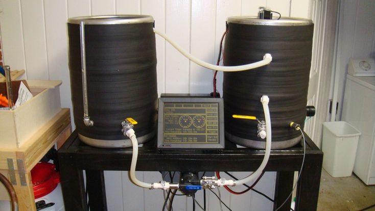 Deep Six Brewing System - v2.0