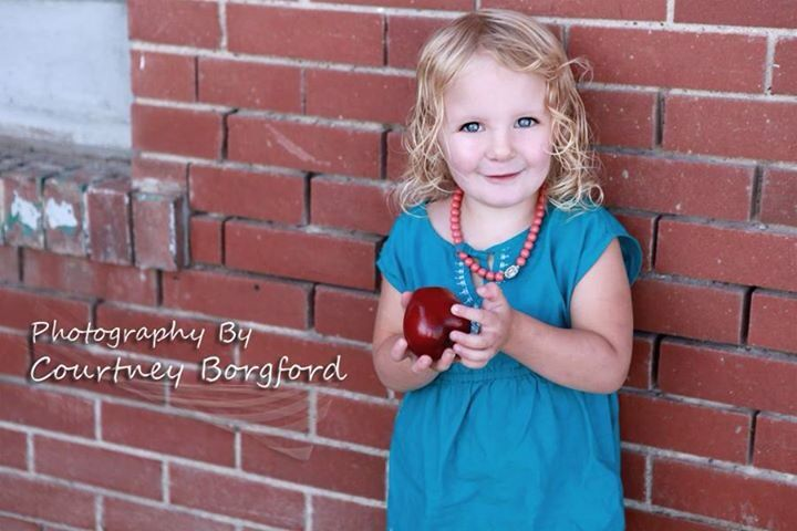 Awwww!!! My baby girl modelling for me for back to school promo pics!