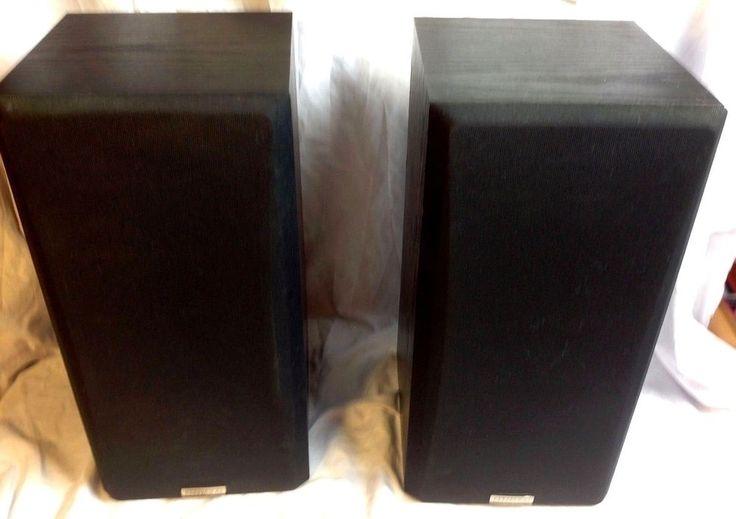 Kenwood KS-401HT Black 100W Front Surround Sound Speaker - CHOICE #Kenwood