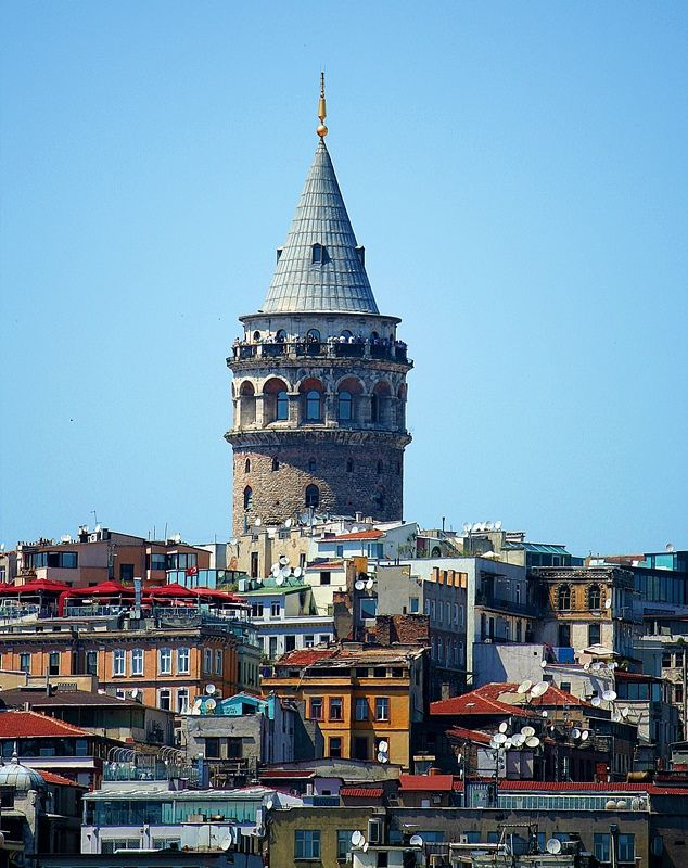 Galata, Turkey.    By resat1972