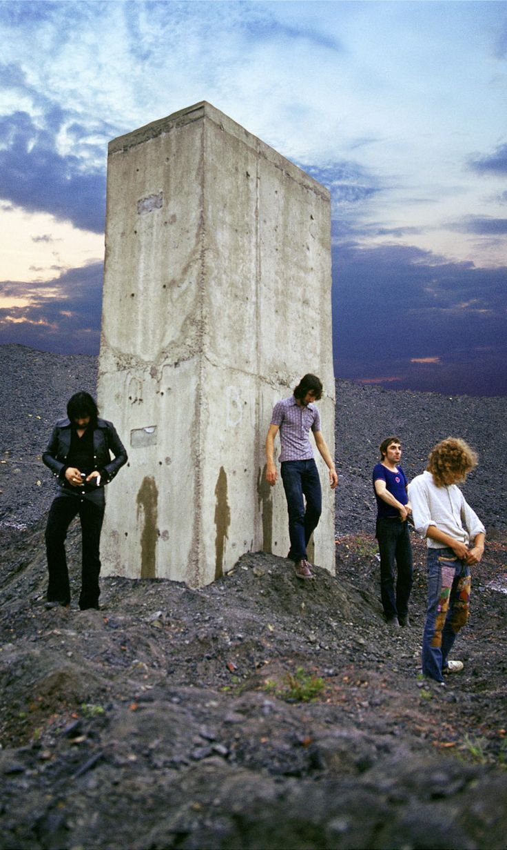 This is my favorite album cover of the Who's, simply because of the humor behind…