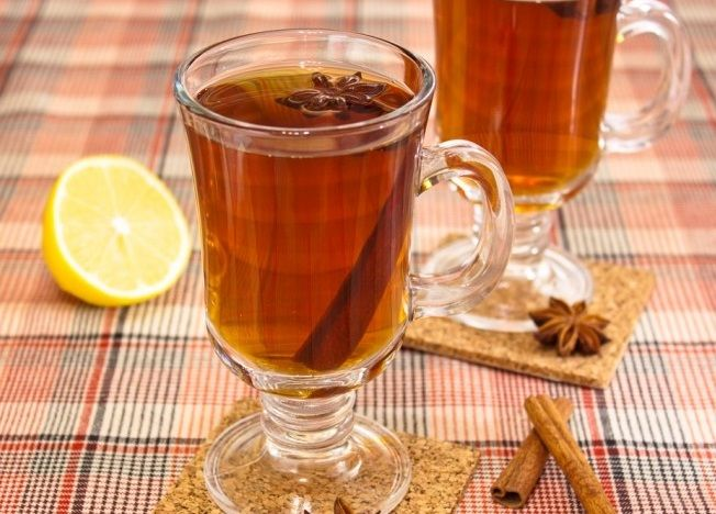 Tea grog