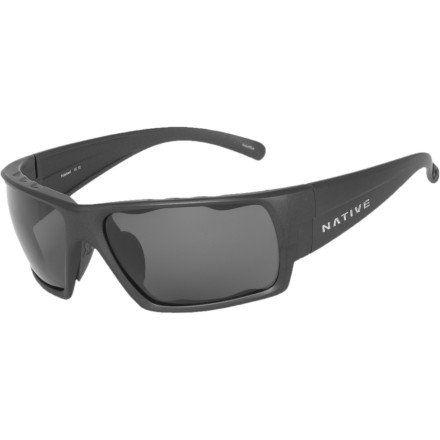 Native Eyewear Gonzo Polarized Sunglasses Charcoal/Gray One Size http://eyehealthtips.net/native-eyewear-gonzo-polarized-sunglasses-charcoalgray-one-size/