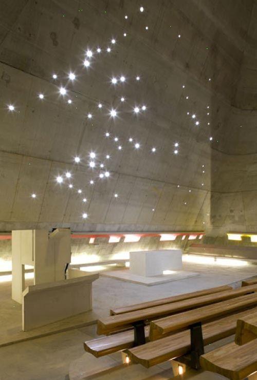 Sacred Space: Le Corbusier's Saint-Pierre de Firminy Church, France (1971-) 2006