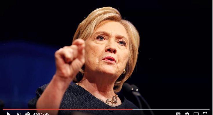 Will Hillary Rodham Clinton just please go away?