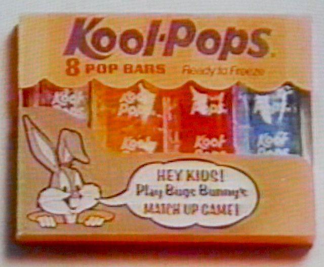 1960s Kool Aid Pops