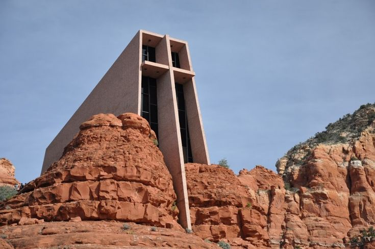 17 best images about architecture chapel and church on for Sedona architects