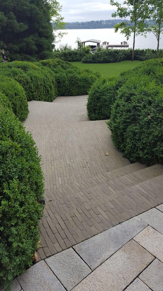 Vande Moortel Clay paver Ancienne Belgique Pearl Grey