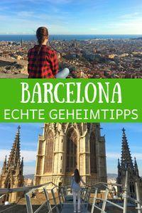 Die besten Insidertipps für Barcelona: Einheimische erzählen Ihnen …   – Reisen