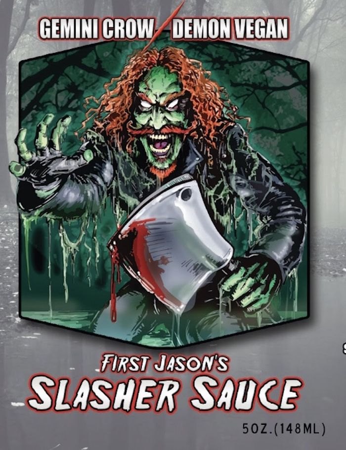 Ari Lehman Releases Friday the 13th Hot Sauce in 2020