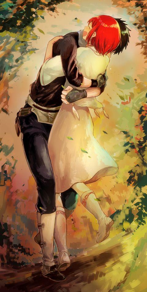 Akagami no Shirayuki-hime - Snow White with the Red Hair #obiyuki