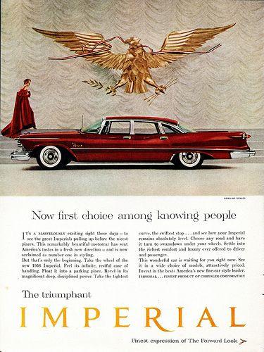 1958 Imperial Crown 4-Door Sedan