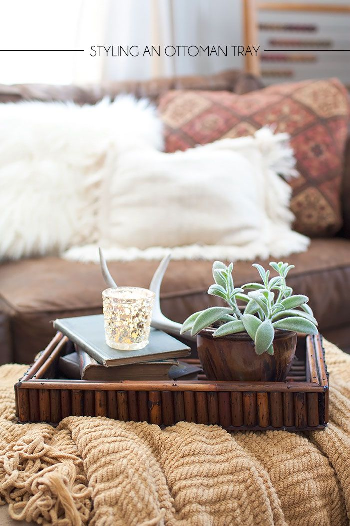17 Best Ideas About Ottoman Tray On Pinterest Tray For