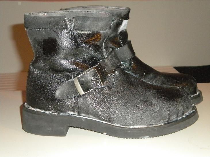 Reconstructing Old Boots