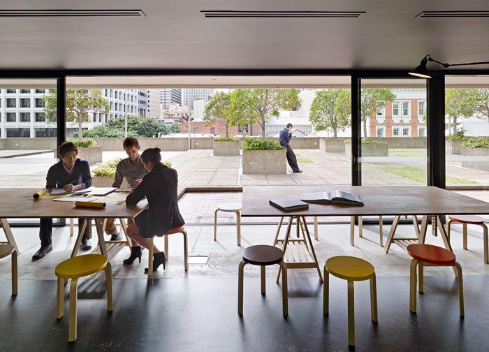 Photo by Christopher Frederick Jones // Architectus Studio (Commonwealth Bank Building)