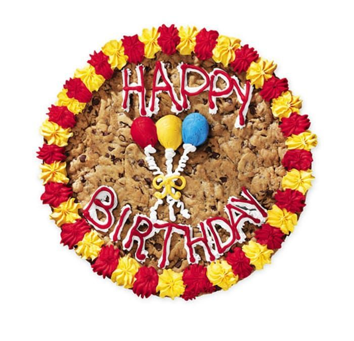 46 Best Cookie Cakes Images On Pinterest