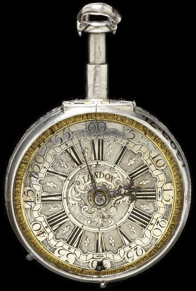 1711-1715 German (Augsburg) Watch at the Victoria and Albert Museum, London