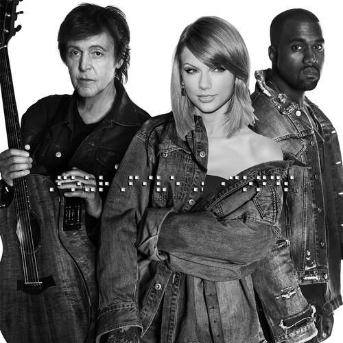 What Taylor Swift Would Look Like In A Kanye West Music Video