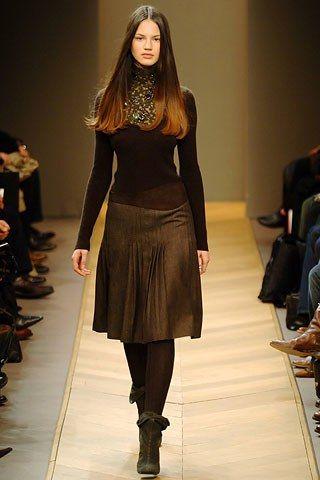 Akris Fall 2005 Ready-to-Wear Fashion Show - Daniela (ELITE)