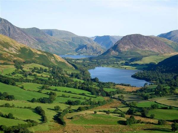Loweswater and Crummock Water