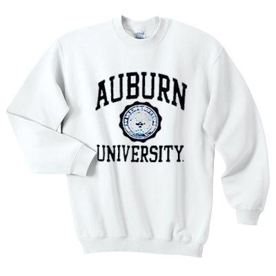 Auburn university SWEATER AND HOODIE