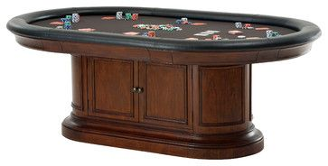Howard Miller Bonavista Pub and Game Table transitional-game-tables